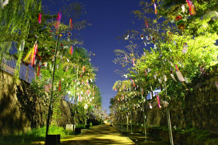 """ロマンチックな夜を過ごそう。日本全国のおすすめ""""七夕イベント""""7選"""