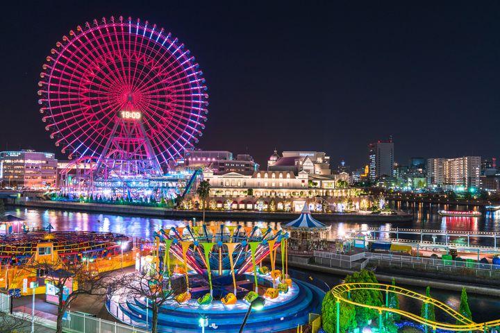 """夜デートならここ!東京都内からの""""夜ドライブ""""で行きたい夜景スポット7選"""