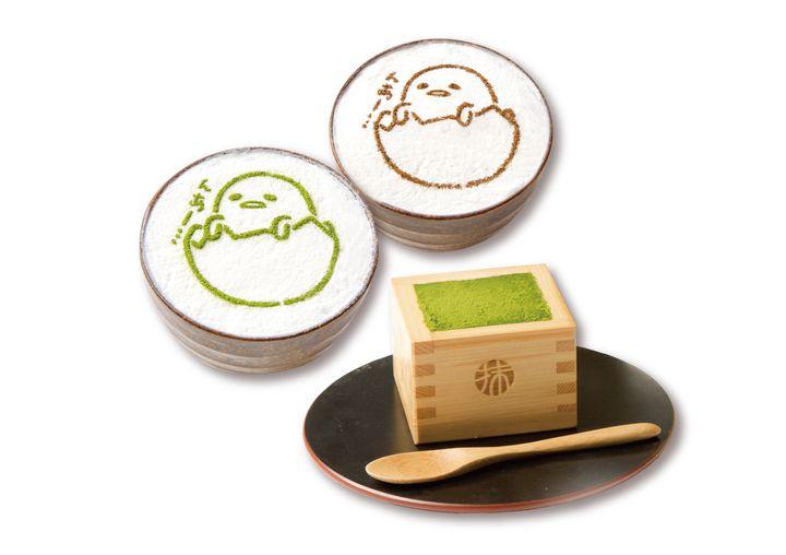 """【終了】大阪で期間限定!""""ぐでたま""""がテーマのカフェで話題の抹茶ティラミスが食べられる"""