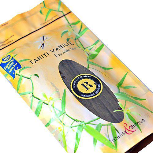 タヒチ産 バニラビーンズ 250g