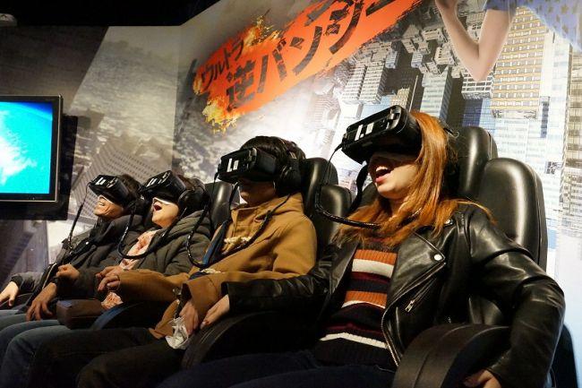 5種類のVRが楽しめる!渋谷MODIに「SHIBUYA VR LAND」がオープン