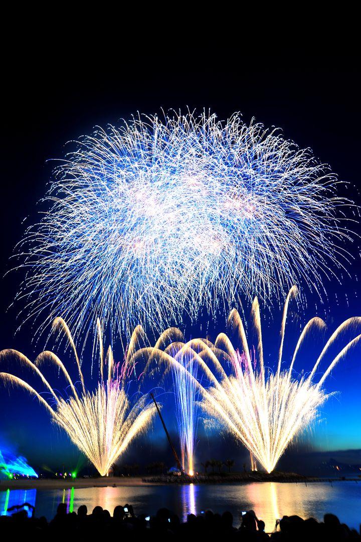 【終了】沖縄のビーチ&花火を堪能!「サマーフェスティバル2017」で盛り上がろう