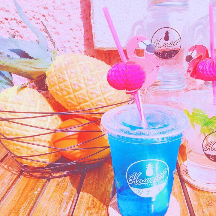 沖縄旅行するなら要注目!カラフルなスイーツが魅力な沖縄カフェ10店
