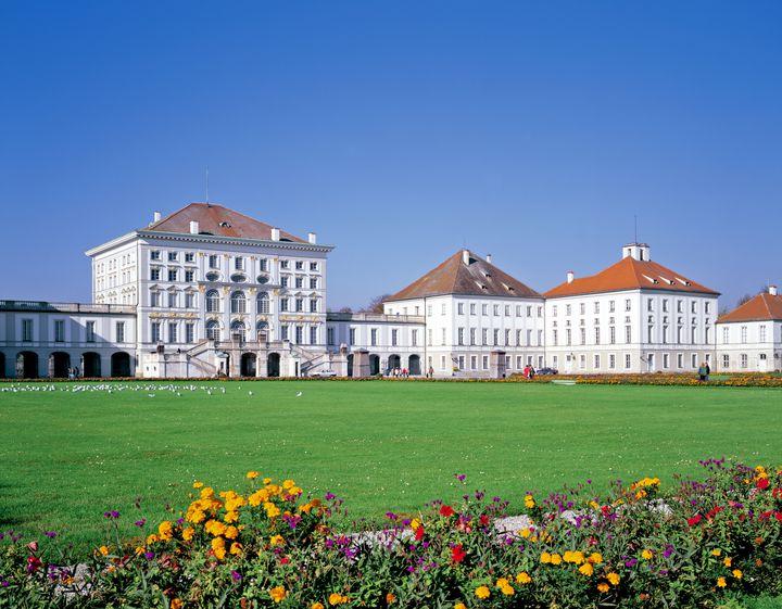 ミュンヘンに行くなら絶対にここ!ニンフェンブルク城は見所満載!