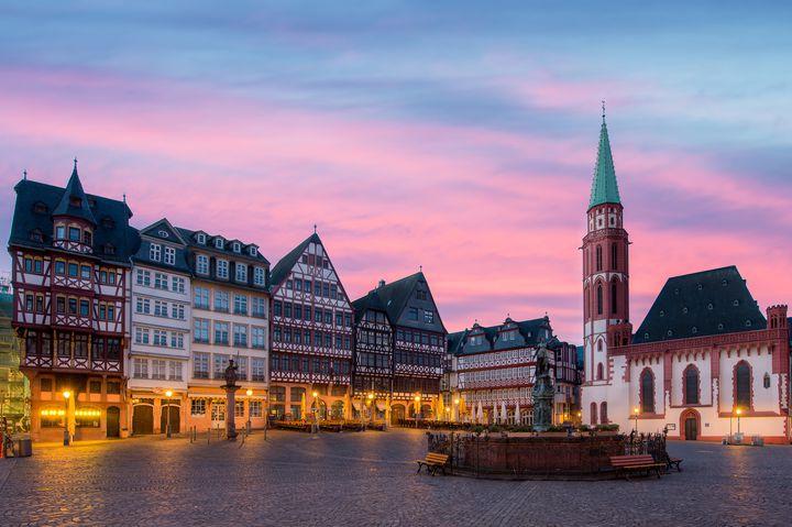 食べて遊んでドイツを満喫!フランクフルト おすすめ観光スポット5選