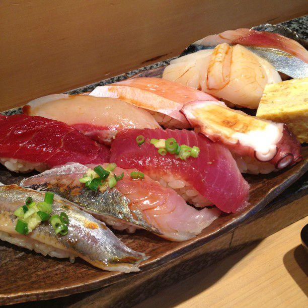 おいしいお店が勢揃い!丸の内・八重洲のおすすめ寿司店30選