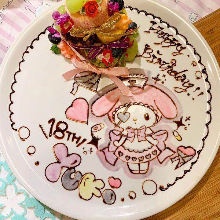 かわいくお祝いしよう!東京都内のキャラクター誕生日プレートがあるお店10選