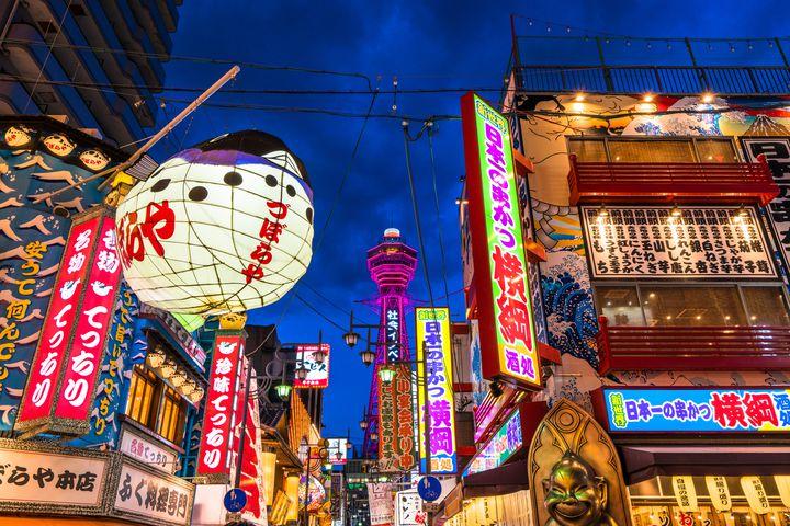 【カテゴリ別】大阪旅行するならココに行こう!おすすめスポット7選
