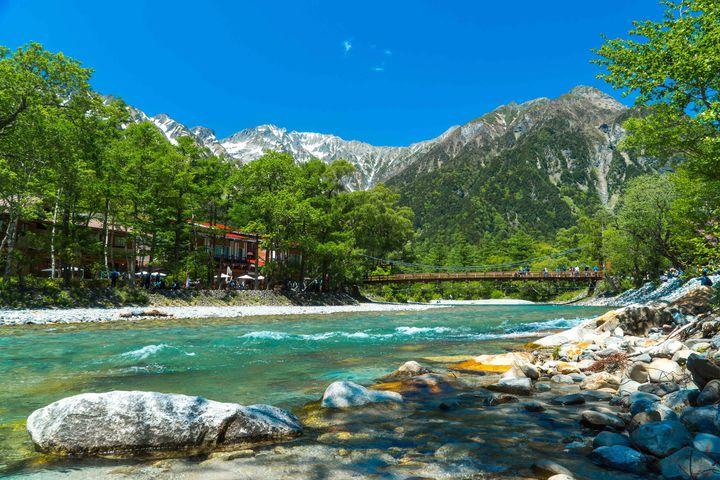 夏旅にもぴったり!「長野県」の定番観光地を巡る2泊3日プランはこれだ