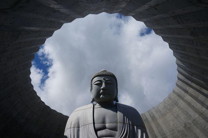 """札幌・真駒内滝野霊園の新シンボル!""""頭大仏""""を見てみたい"""