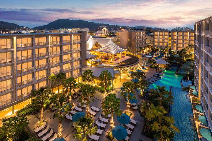 欲張りに楽しみたい!パトンビーチ周辺の街もビーチもたのしいホテル5選