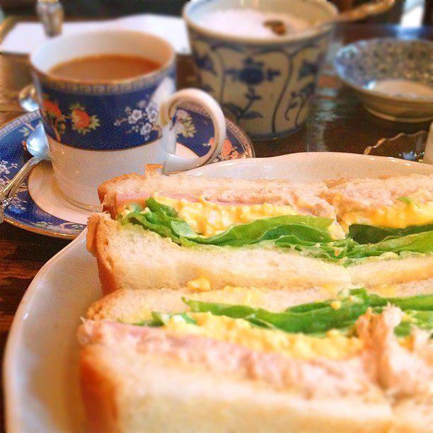 お気にいりを見つけて。「喫茶店ランチ」が楽しめる東京都内の7店をご紹介