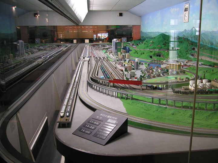 穴場のお出かけスポット!横浜にある「原鉄道模型博物館」に行ってみよう