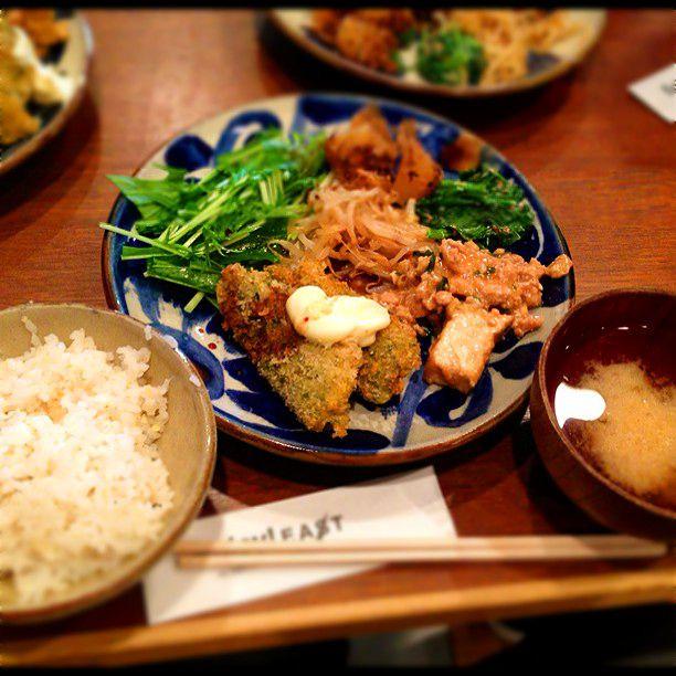 ヘルシーなものを好きなだけ!千駄ヶ谷の和食ビュッフェ「Enjoy!EAST」とは