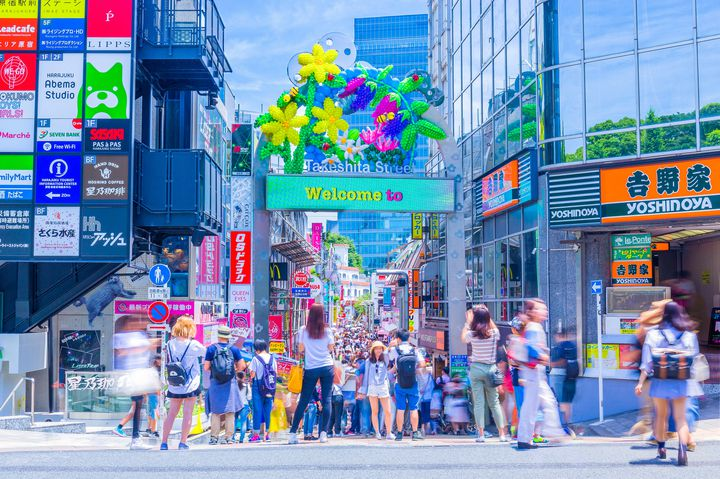 """原宿・竹下通りでしたい5つのこと!日本の""""KAWAII""""が生まれる場所へ。"""