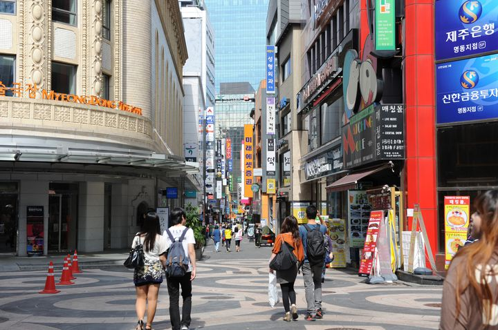ソウルへの女子旅は人気の明洞(ミョンドン)に泊まりたい!おすすめホテル5選