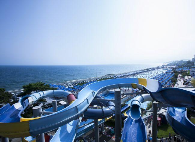 【終了】絶景のシーサイドリゾートプール!「大磯ロングビーチ」が今年もOPEN