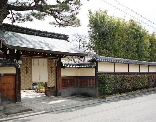 文化と歴史を感じる宿へ。京都・洛陽荘(らくようそう)に泊まりたい理由