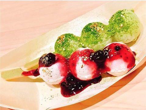 40℃でも溶けないアイス!「金座和アイス」が大阪のアメリカ村に登場