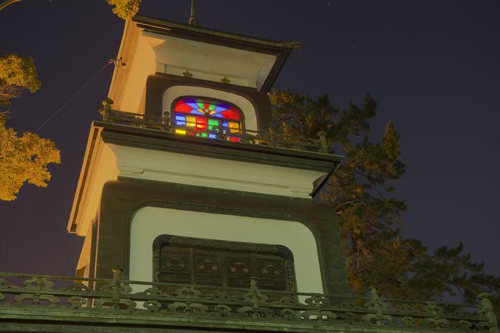金沢旅行の新定番!ステンドグラスが美しい「尾山神社」は穴場の名所だった