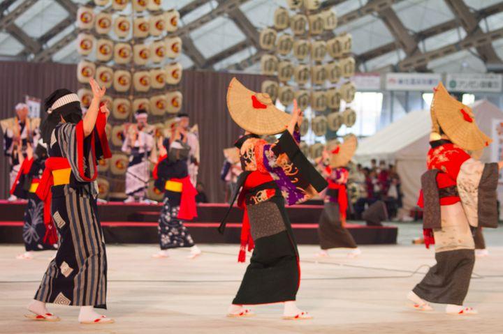 【終了】ご当地グルメも登場!伝統芸能の祭典「新・秋田の行事in大仙2017」へ行こう