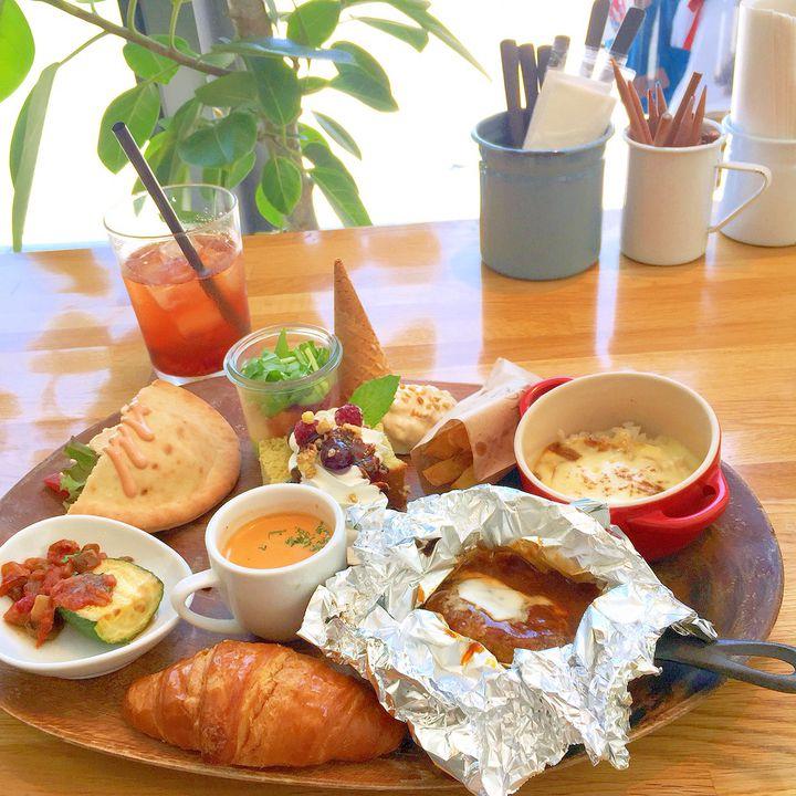 これ一つでお腹も心も満たしちゃう!東京都内で食べられるワンプレートランチ7選