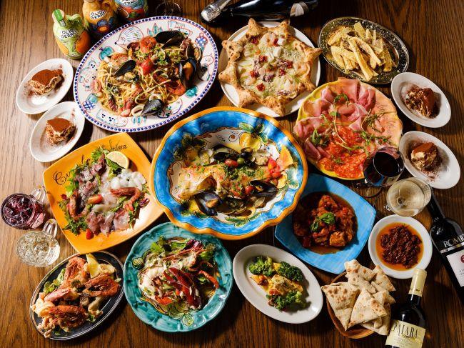 魚介好きのためのイタリア食堂!上野に「チロンボ・マリーナ」オープン