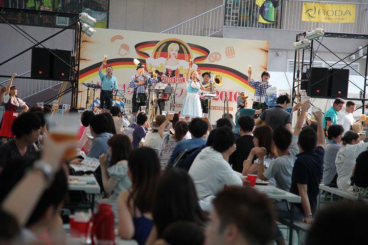 【終了】縁日やショーを楽しめる!「CITTA'の夏祭り」川崎にて今年も開催