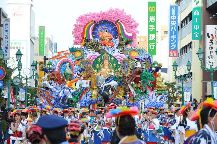 【終了】約300年の歴史と伝統を持つ!青森県にて「八戸三社大祭」開催