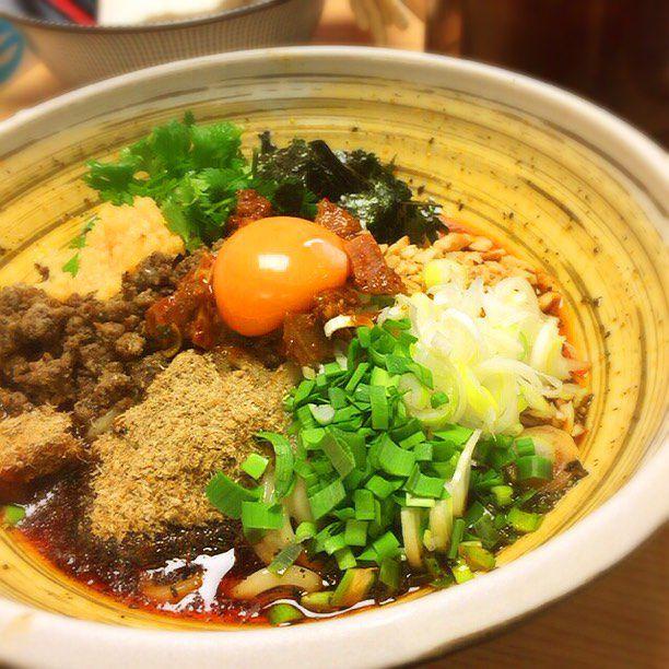 """女の子だってガッツリ食べたい!東京都内で""""油そば・まぜそば""""が食べられるお店7選"""