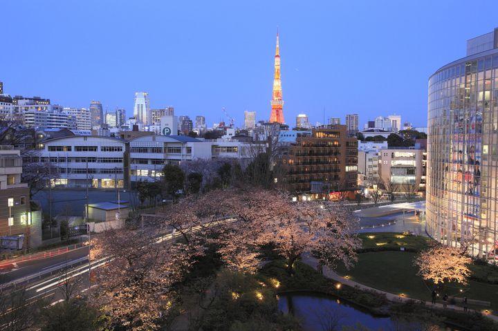 たまには外でゆったりと。赤坂周辺でおすすめしたい7つの公園はここだ
