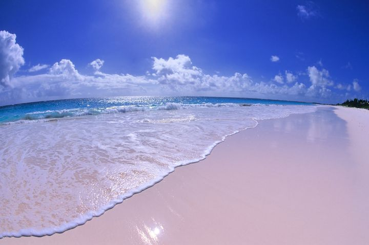 いつか自分の目で見たい!世界の美しすぎる「青とピンクの絶景」をご紹介