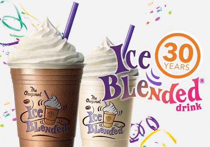 【終了】コーヒービーン&ティーリーフの「アイスブレンディッド」30周年記念イベント開催
