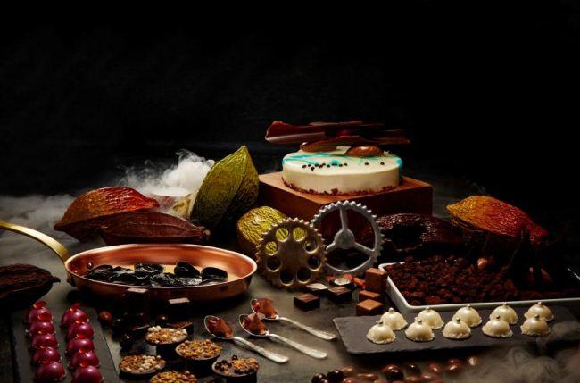 【終了】メニューすべてにチョコレートが!大阪のアフタヌーンブッフェが気になる