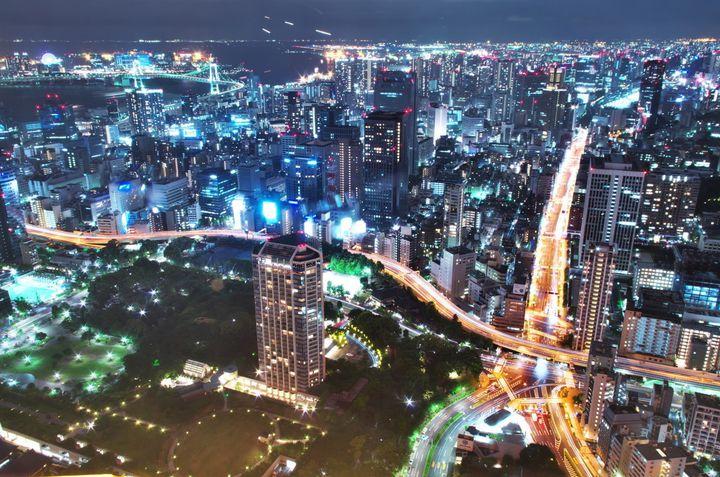 寒い夜はずっと私のそばにいて。冬に行きたい東京都内の施設型夜景スポットまとめ