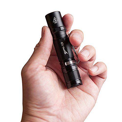 ThorFire TG06S LED ミニ懐中電灯 超小型 /軽量/5モード/ 500LM /IPX8防水/ CREE LED 14500電池 /単3電池