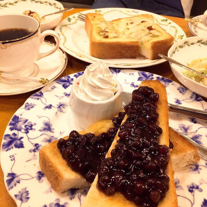 名古屋名物!小倉トーストが絶品な名古屋市内の人気カフェ厳選10選