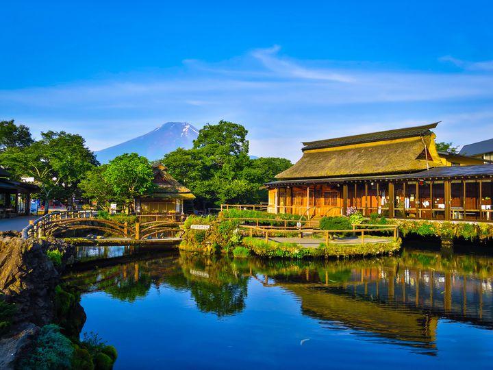 富士五湖周辺のおすすめ観光スポット10選!定番から穴場までご紹介