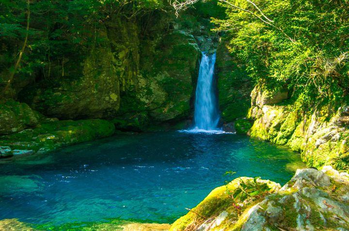 自然を満喫できる日本の秘境!高知県「にこ淵」でやりたい5つのこと