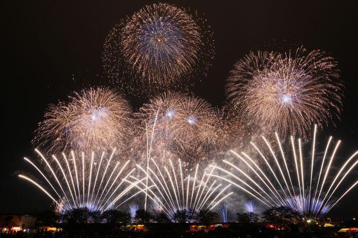 日本三大花火の一つ!「第86回土浦全国競技花火大会」今年も開催