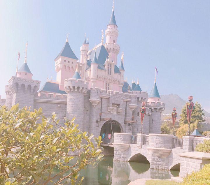 プリンセスのお城たち!香港ディズニーランドの可愛すぎるアトラクションに注目
