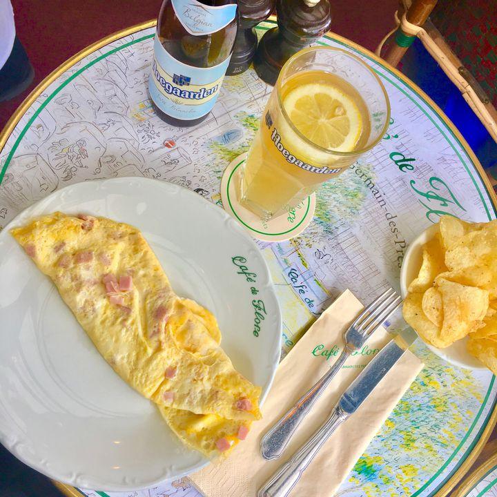 超有名な老舗カフェ!パリで外せないカフェ「Café de Flore」とは