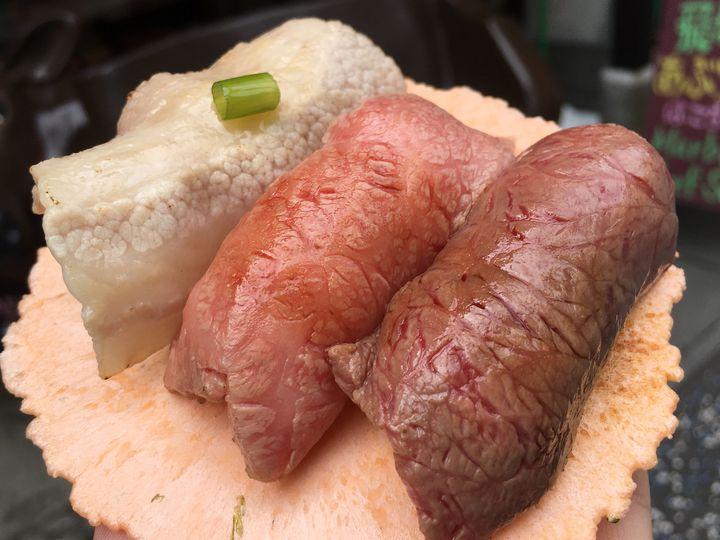 """口の中でとろける!岐阜県「湯島庵」で絶品""""飛騨牛あぶり寿司""""が食べたい"""