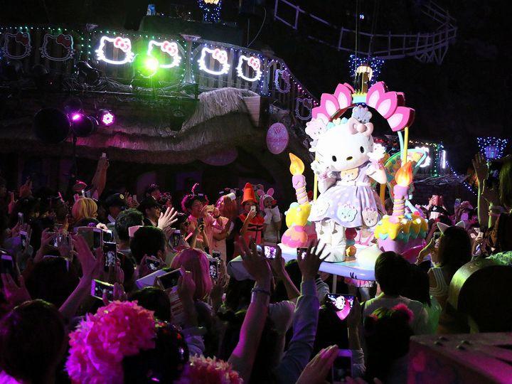 """【終了】毎年大人気!サンリオピューロランドの""""オールナイトハロウィンパーティー""""開催"""