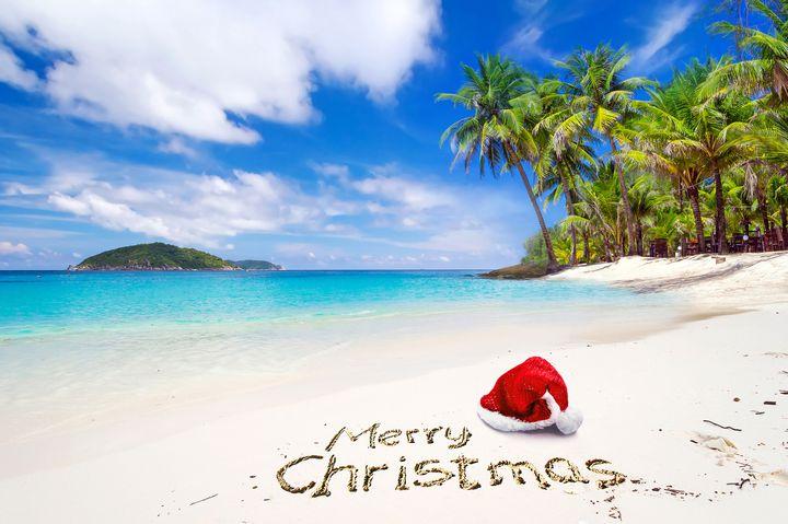寒い日本から抜け出そう。クリスマス、冬休みに行きたい海外旅行先8選