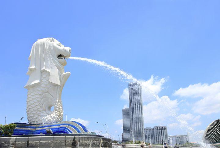 これがシンガポールの顔!知られざる「マーライオン」の秘密に迫る