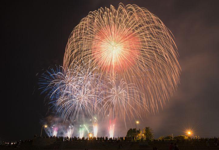 【終了】関東を代表する秋花火!「ふじさわ江ノ島花火大会」が今年も開催