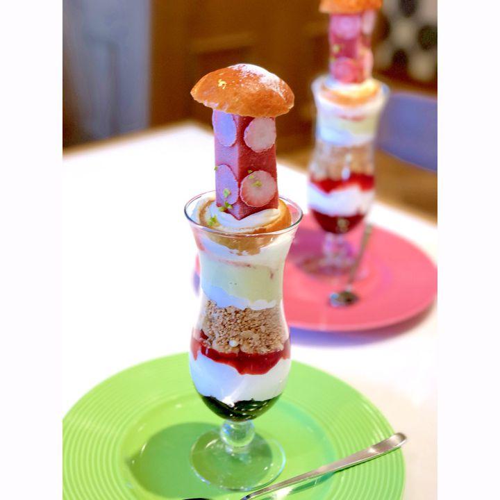 絶品デザート食べ放題で2500円!新宿にあるSALONが最高すぎる