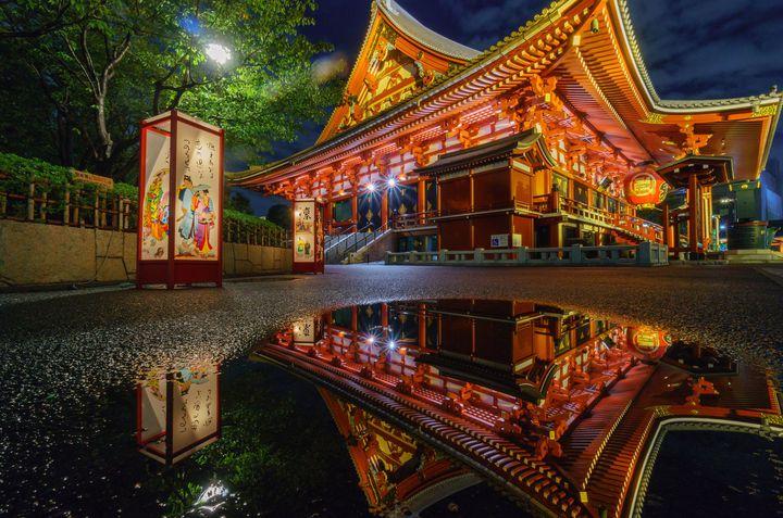 【終了】ほんのり灯る光に見とれる。「第11回 浅草燈籠祭」で素敵な秋の思い出を