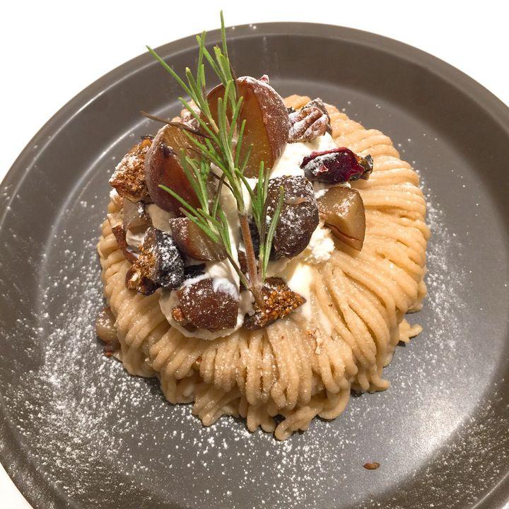 秋の味覚といえばこれ!東京都内でおすすめのモンブランパンケーキ7選